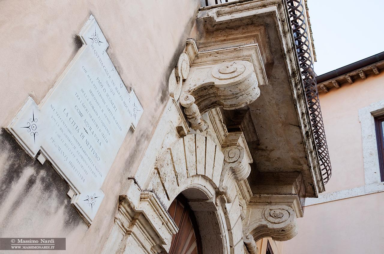Casa natale di Paolo Segneri.