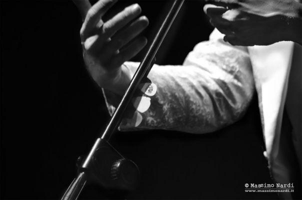 Vinicio Capossela e la Banda della Posta @ Frammenti Festival